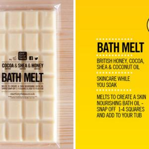 bath melt honey