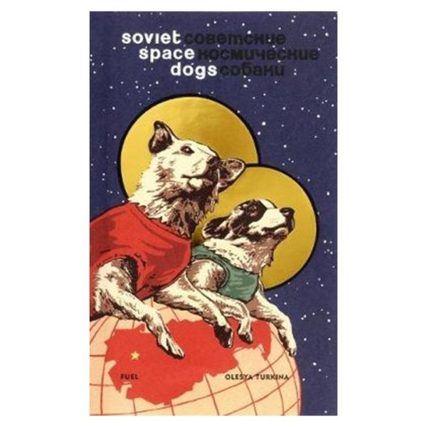 book about dogs in the soviet space programme