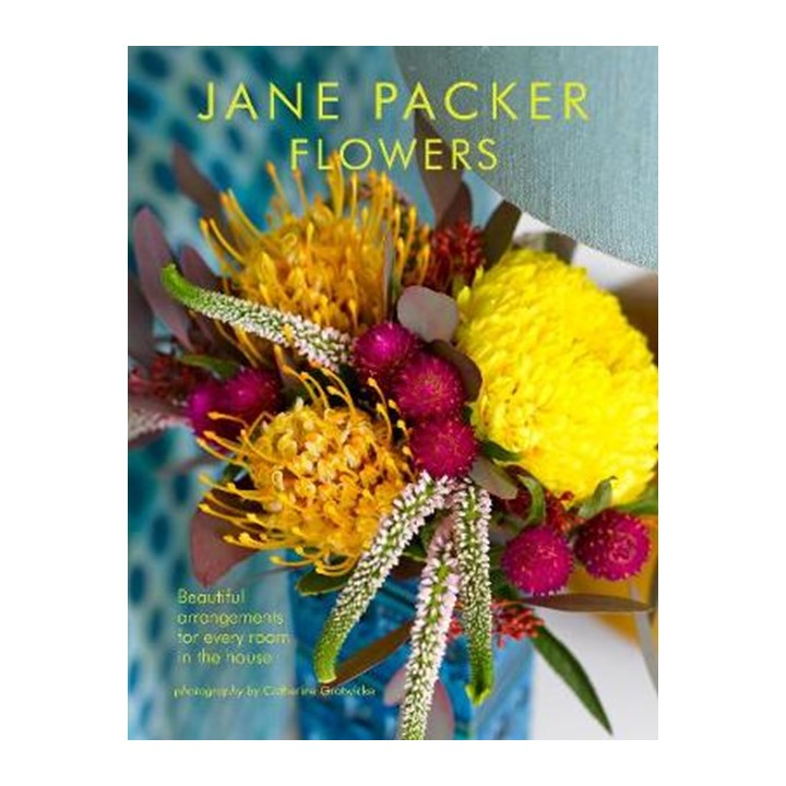 Flowers book by jane packer