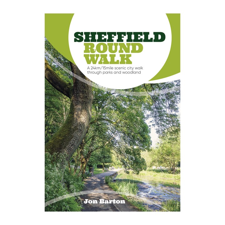 Sheffield round walk guide book