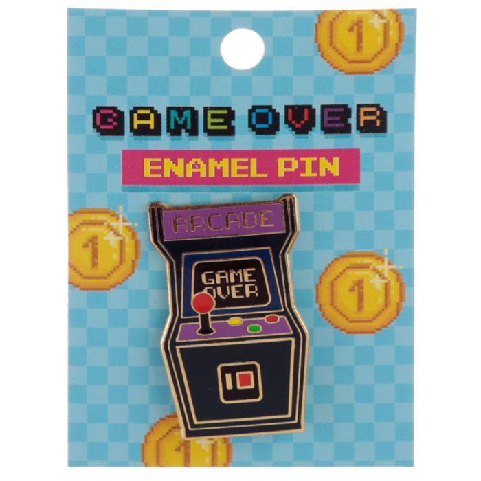 Video Game Pin Set   Kolorspun