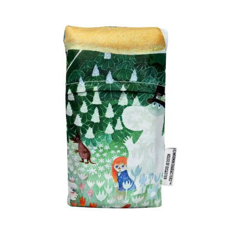 Moomin foldaway shopping bag
